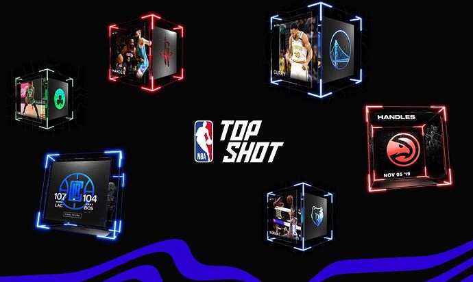 NBA Top Shot graphic