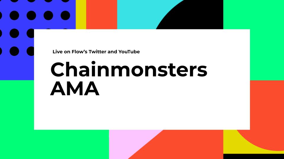 Chainmonsters AMA